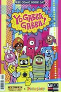 Yo Gabba Gabba (2012 Oni) FCBD 1