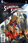 DC Comics Presents Superman Supergirl (2012) 1