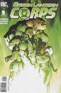 Green Lantern Corps (2006) 1