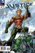 Justice League (2011) 4E