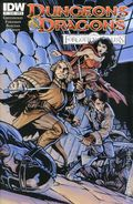 Dungeons and Dragons Forgotten Realms (2012 IDW) 1B