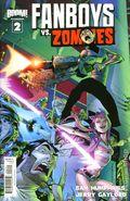 Fanboys vs. Zombies (2012 Boom) 2B