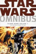 Star Wars Omnibus Clone Wars TPB (2012 Dark Horse) 1-1ST