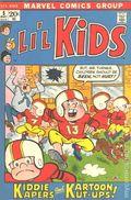 Li'l Kids (1970) National Diamond 5NDS