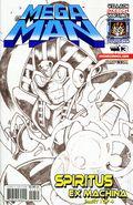 Mega Man (2011 Archie) 13B