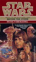 Star Wars The Black Fleet Crisis PB (1996-1997 Bantam Novel) 1-REP