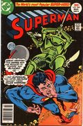 Superman (1939 1st Series) Mark Jewelers 309MJ