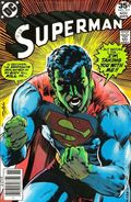Superman (1939 1st Series) Mark Jewelers 317MJ