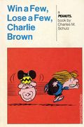 Win a Few, Lose a Few, Charlie Brown HC (1974 A Peanuts Book) 1-1ST