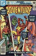 Adventure Comics (1938 1st Series) Mark Jewelers 477MJ