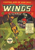Wings Comics (1940) 2
