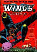 Wings Comics (1940) 5