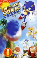 Best of Sonic the Hedgehog HC (2012-2013 Archie Comics) 1-1ST