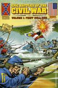 Epic Battles of the Civil War GN (1998 Historical Comics) 1-REP
