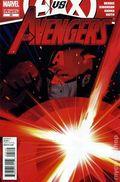Avengers (2010 4th Series) 25C