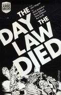 Judge Dredd The Day the Law Died TPB (2012 Digest) 1-1ST