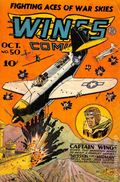 Wings Comics (1940) 50