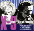 X-9 Secret Agent Corrigan HC (2010 IDW) 4-1ST