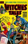 Witches Tales (1951 Harvey) 1