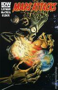 Mars Attacks (2012 IDW) 2