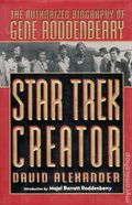 Star Trek Creator HC (1994 Roc Books) The Authorized Biography of Gene Roddenberry 1-1ST