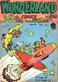 Wonderland Comics (1945) 5