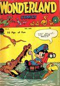 Wonderland Comics (1945) 8