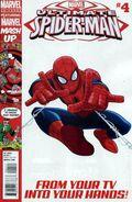 Ultimate Spider-Man (2012 Marvel Universe) 4