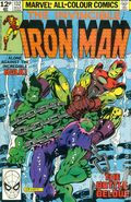 Iron Man (1968 1st Series) UK Edition 132UK
