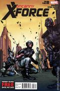 Uncanny X-Force (2010 Marvel) 28