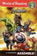 World of Reading: Avengers Assemble SC (2012 Marvel Press) Level 2 1-1ST