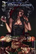 Grimm Fairy Tales Myths and Legends (2011 Zenescope) 19A
