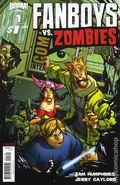 Fanboys vs. Zombies (2012 Boom) 1I