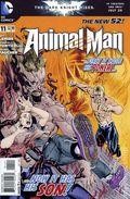Animal Man (2011 2nd Series) 11