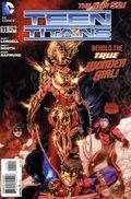 Teen Titans (2011 4th Series) 11A