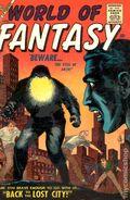 World of Fantasy (1956) 5