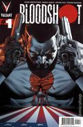 Bloodshot and Hard Corps (2012 3rd Series) 1A