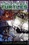 Teenage Mutant Ninja Turtles Color Classics (2012 IDW) 3