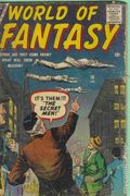 World of Fantasy (1956) 10