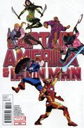 Captain America and Iron Man (2012) 634