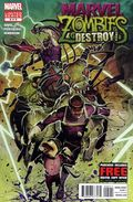 Marvel Zombies Destroy (2012) 5
