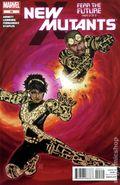 New Mutants (2009 3rd Series) 45