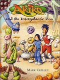 Akiko and the Intergalactic Zoo HC (2002 Novel) 1-1ST