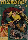 Yellowjacket Comics (1944) 3
