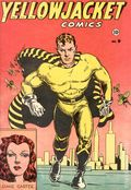 Yellowjacket Comics (1944) 9