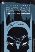 Batman The Long Halloween HC (1998 DF) Limited Signed Edition 1-1ST