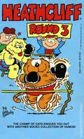 Heathcliff Round 3 PB (1987 Jove Books) Special Book Club Edition 1-1ST