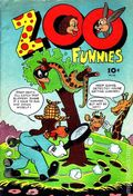 Zoo Funnies (1945 1st Series Charlton/Childrens) 1