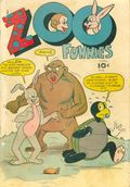 Zoo Funnies (1945 1st Series Charlton/Childrens) 4