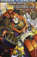 Transformers (2012 IDW) Robots In Disguise 5B